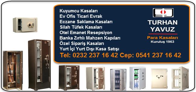 İzmir Çelik kasa